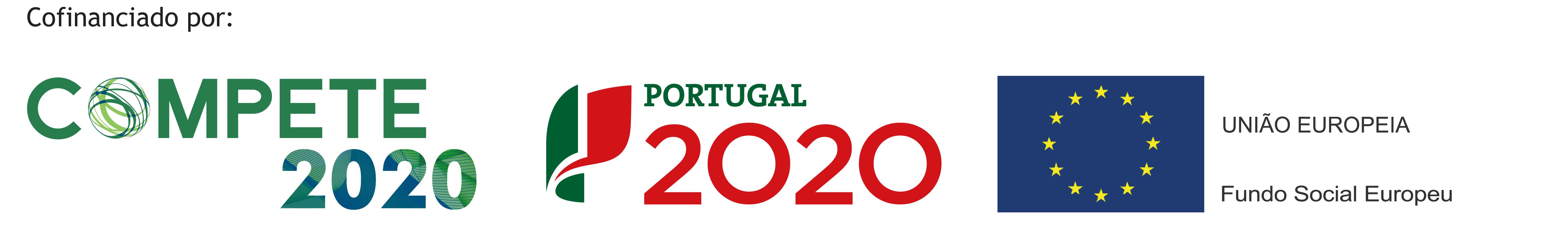 Resultado de imagem para compete 2020 + fundo social europeu